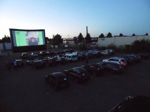Drive in bioscoop vvv neede for Drive in bioscoop